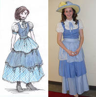 Ermengarde from Hello Dolly by Justenjoyinglife