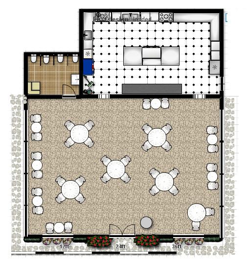 bakery cafe floor plan by doctorwho9039 on deviantart. Black Bedroom Furniture Sets. Home Design Ideas