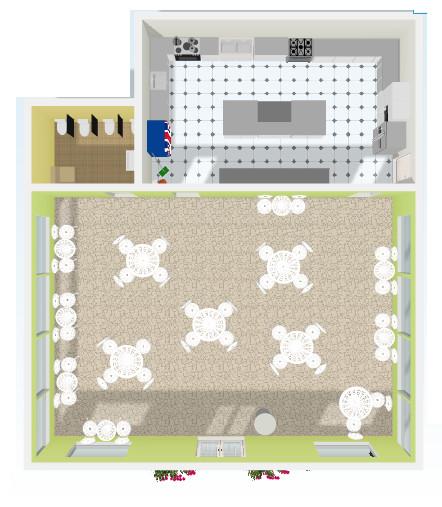 bakery/ cafe floor plan #2 by doctorwho9039 on DeviantArt