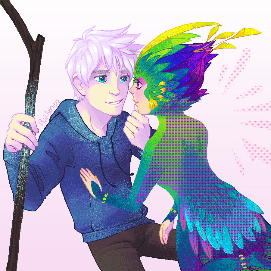 Jack Frost And Tooth Fairy Fanfic