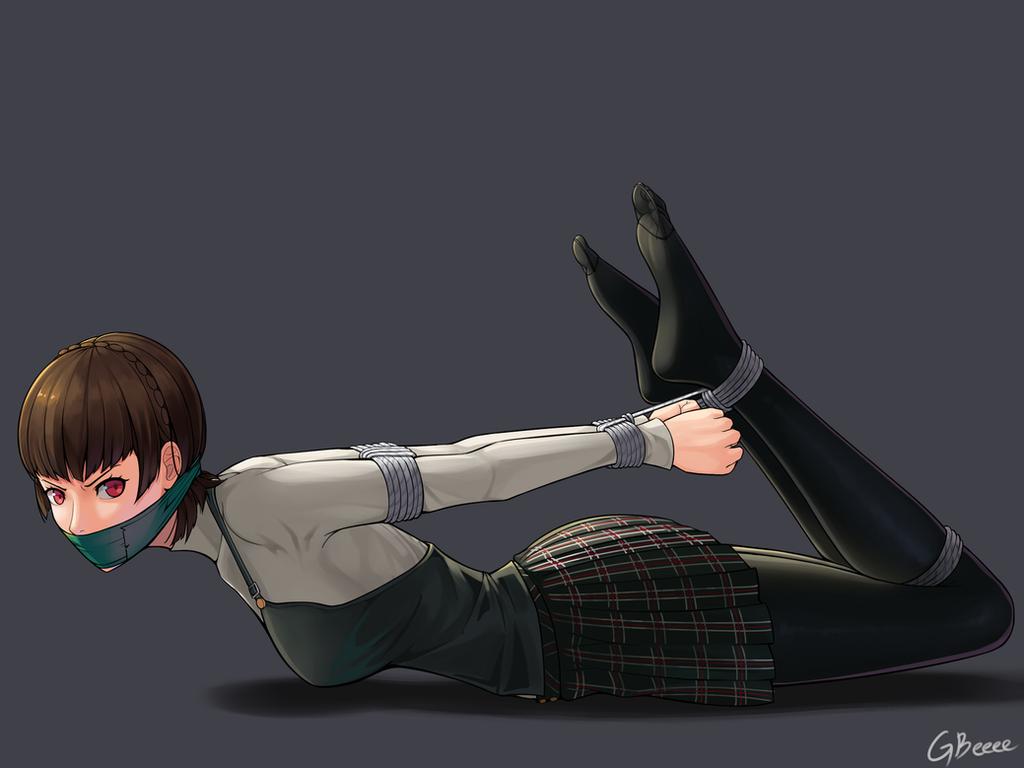 Persona 5 - Makoto Niijima by GBeeee