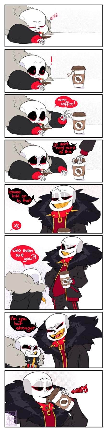 Coffee response by Ksuriuri