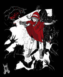 Red Riding Hood Reloaded by MetaMephisto