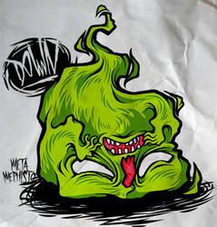 Ghosturday 23 by MetaMephisto