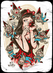Snow White and the Seven Sins by MetaMephisto