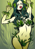 Mother Nature by MetaMephisto