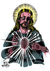 Zombiechrist Superstar by MetaMephisto