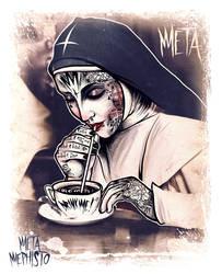 The Nun by MetaMephisto