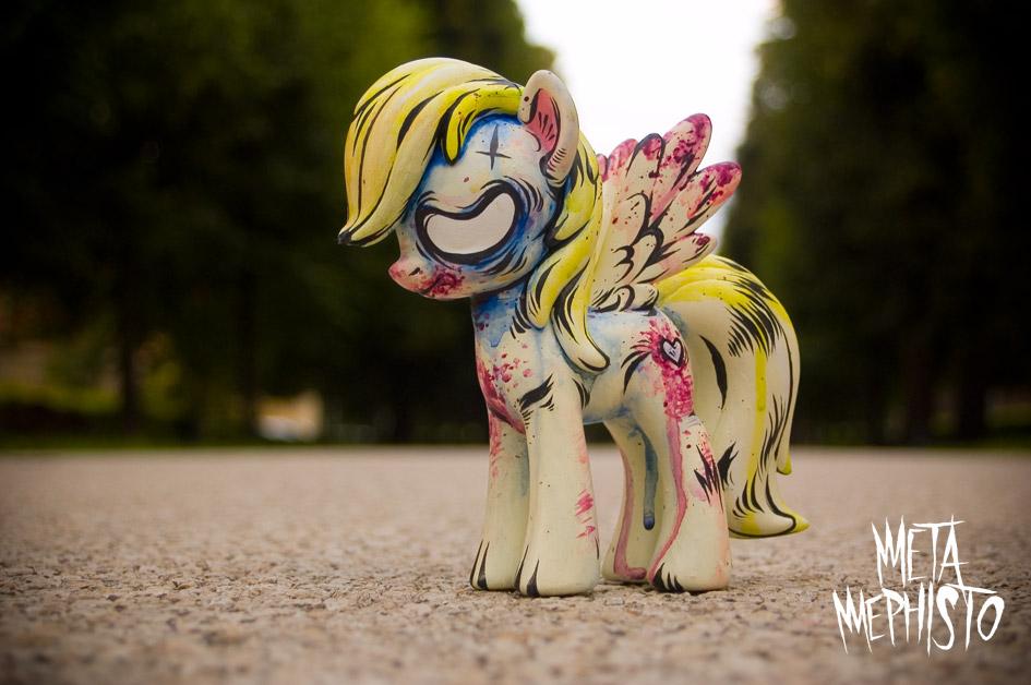 My little Pony Custom Toy by MetaMephisto