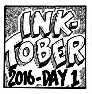 Inktober 2016 - Day 01