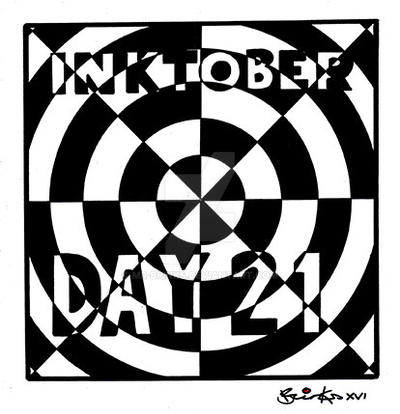 Inktober 2016 - Day 21 by Mr-Brinks