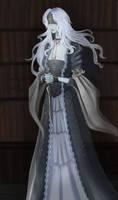 Bloodborne Cainhurst Bound Widow/Maiden?