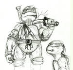 Leonardo sketch