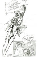 superfett sketch by mastaczajnik