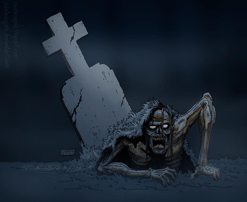 zombie by mastaczajnik