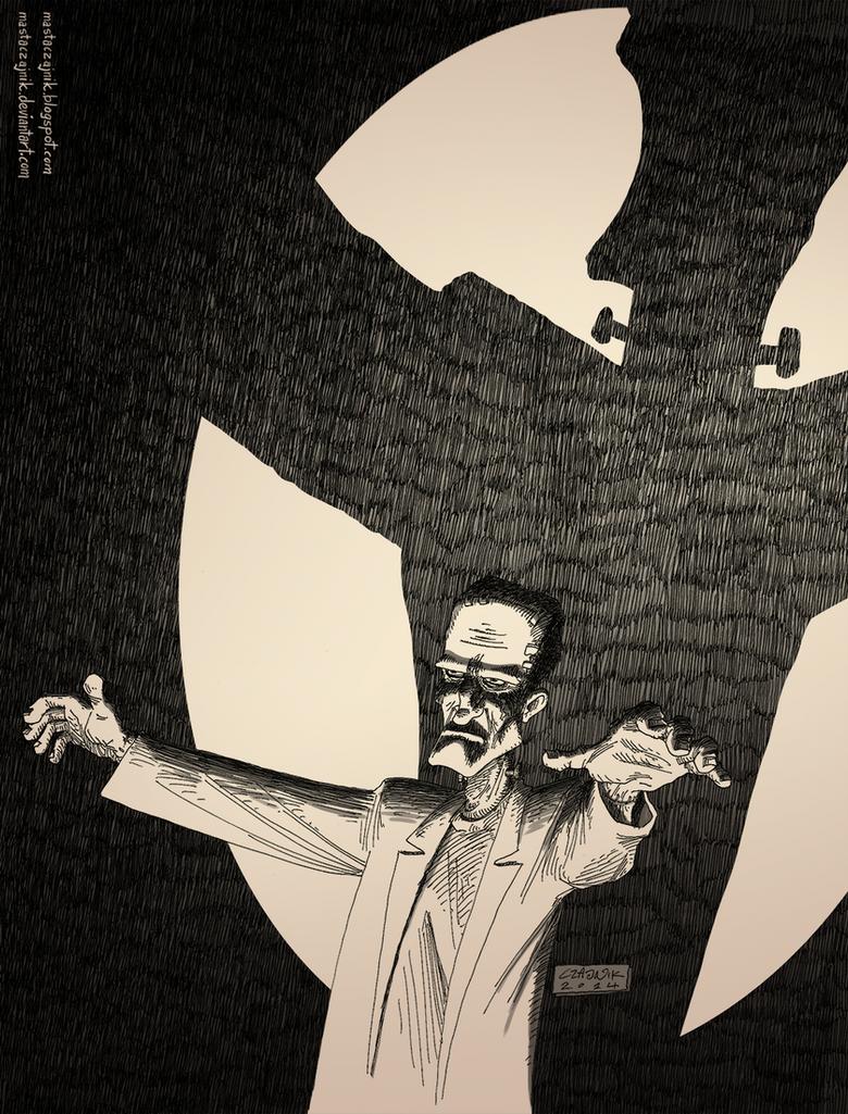 Frankenstein's monster by mastaczajnik