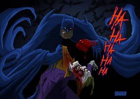 Batman! by mastaczajnik