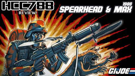 Spearhead and Max for HoodedCobraCommander788 by mastaczajnik