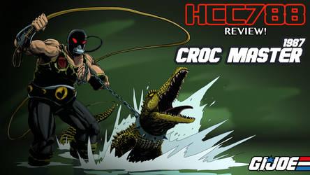 CROC MASTER for HoodedCobraCommander788 by mastaczajnik