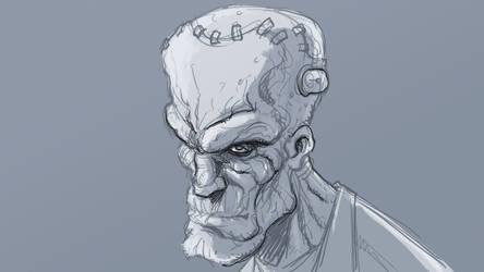 Frank Sketch
