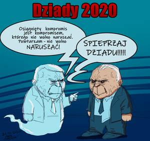 Dziady 2020