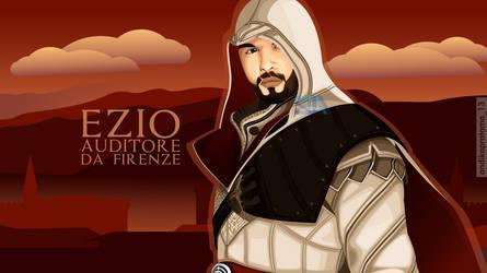 Vector Ezio Auditore Da Firenze by SaAndryo