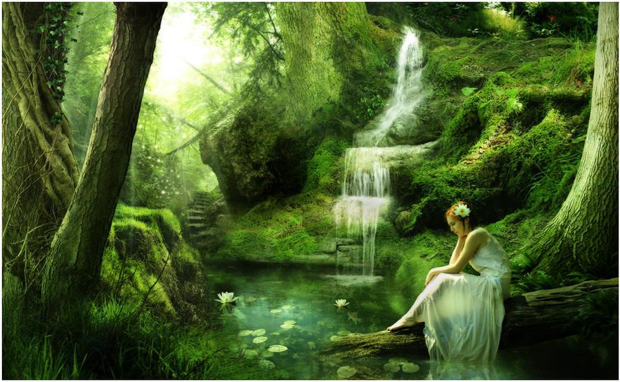 My secret place II by streamweb