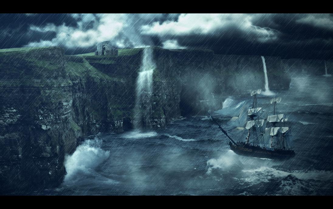 Stormy waters by frestro79