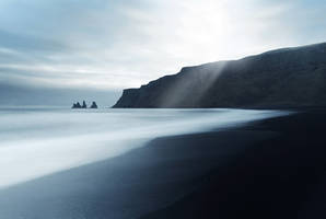 Black Beach by streamweb