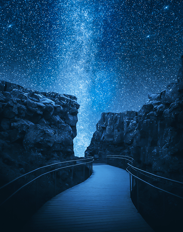 A pathway to the stars by frestro79