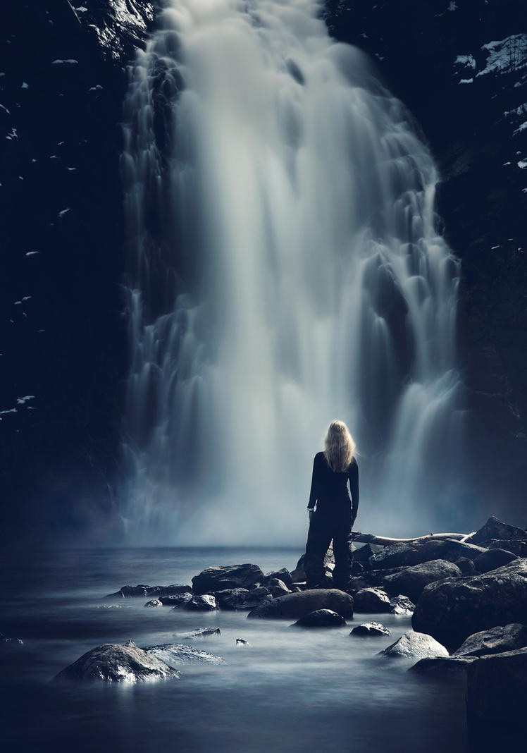 Chasing waterfalls by frestro79