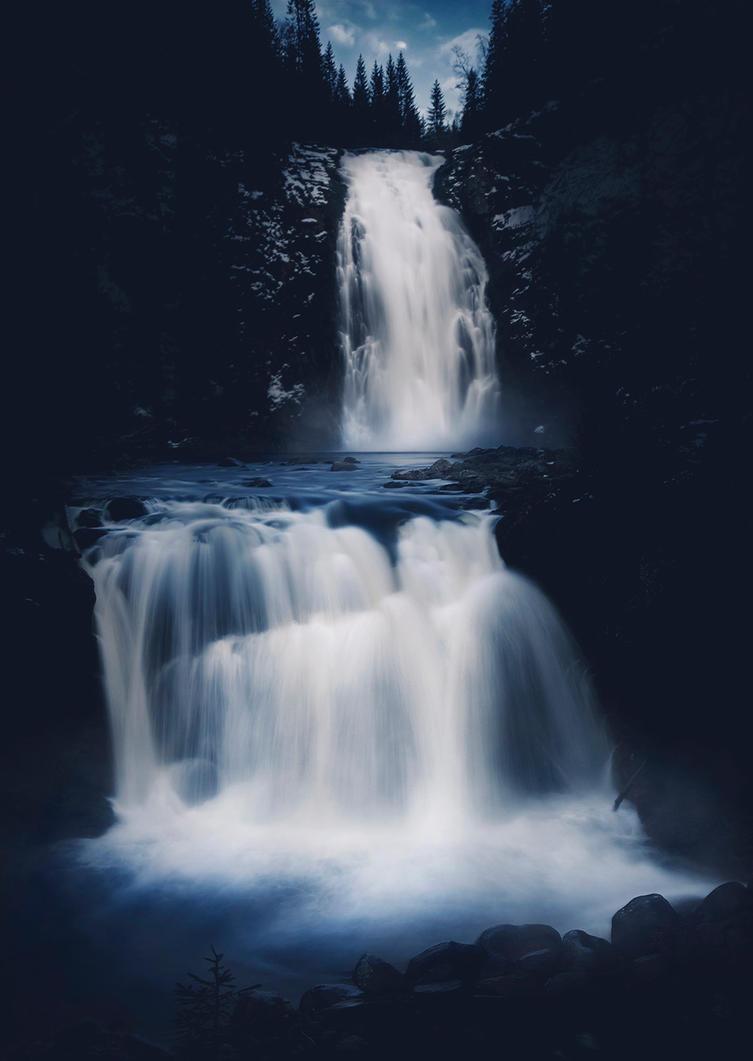 Waterfall wonderland by frestro79