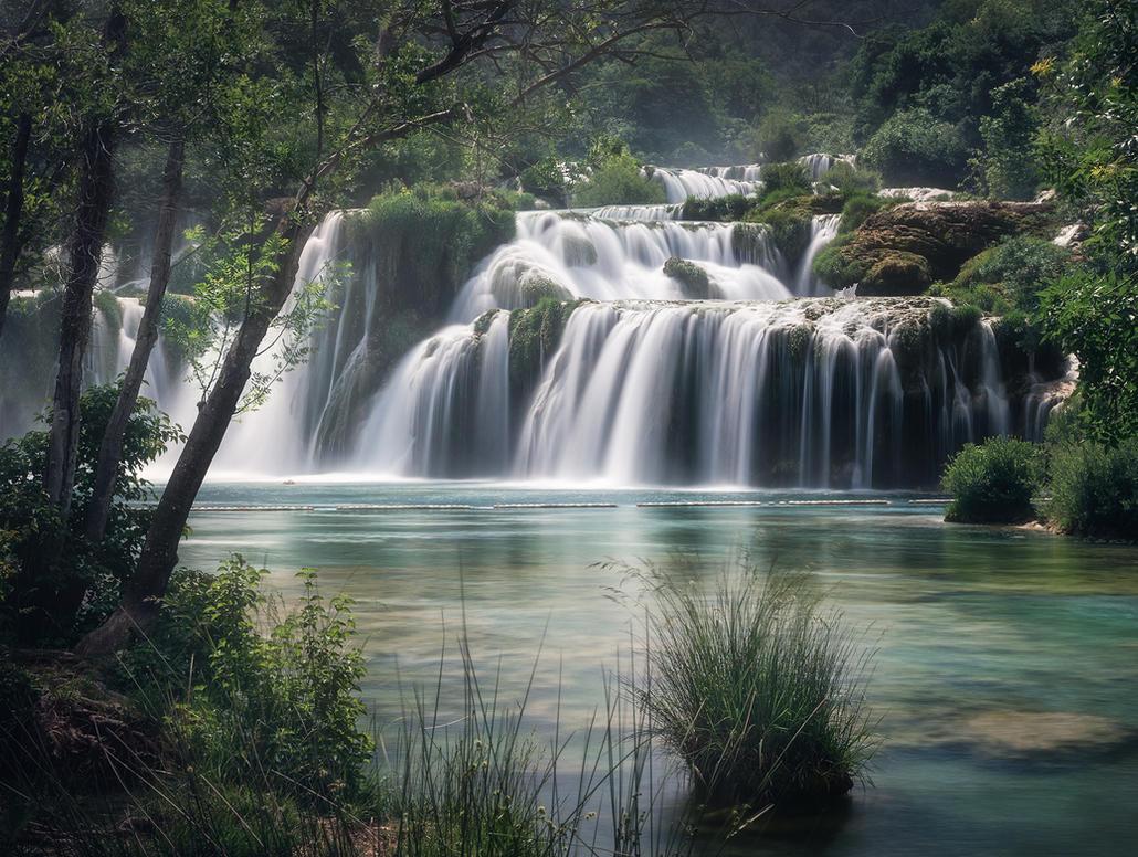 Waterfall wonderland by streamweb