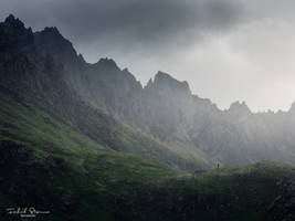 The Norwegian Dolomites by streamweb