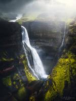 Granni waterfall by streamweb