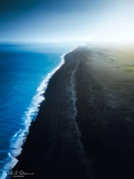 Infinite beach