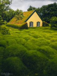 The hobbit church by streamweb