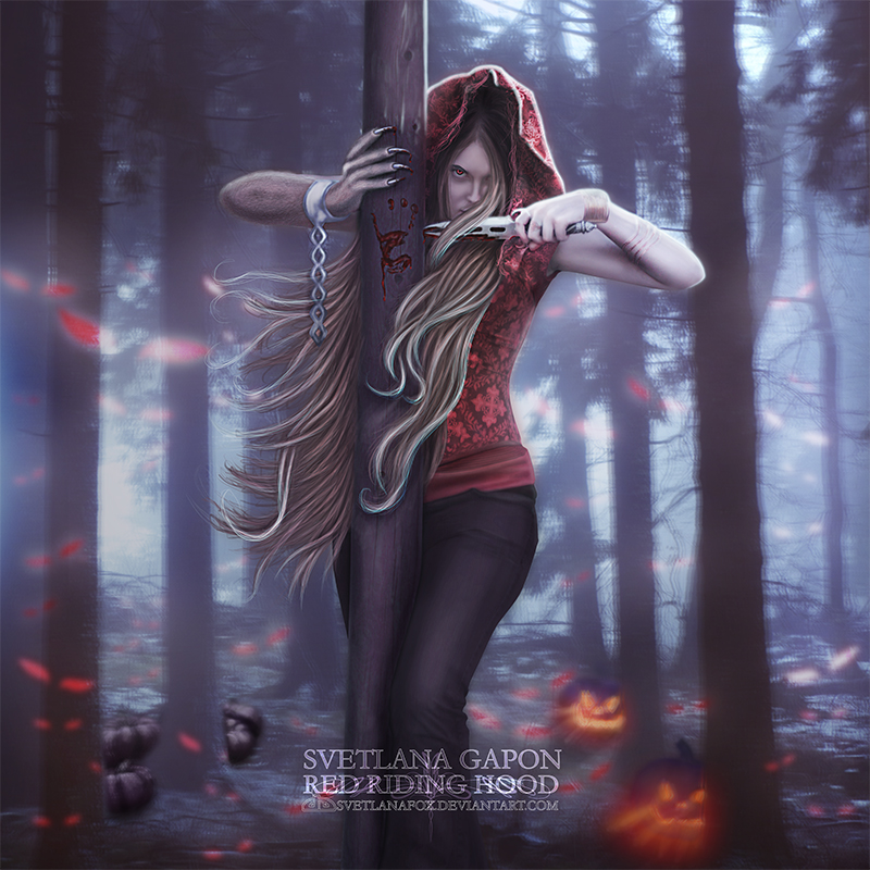 Red by SvetlanaFox