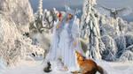Snowstorm by SvetlanaFox