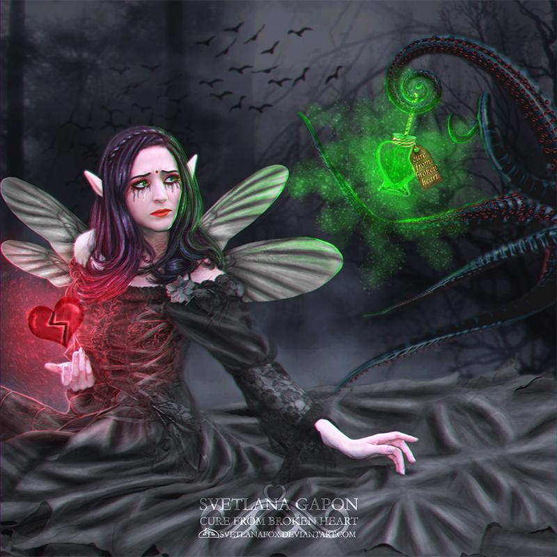 Cure from broken heart by SvetlanaFox