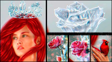 Blooming  Soul (close up) by SvetlanaFox