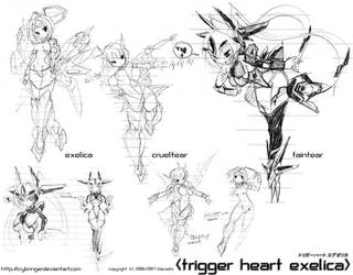 304: TRIGGER HEARTS by crybringer