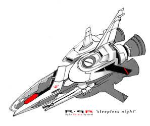 091110: R-9R Sleepless Night by crybringer