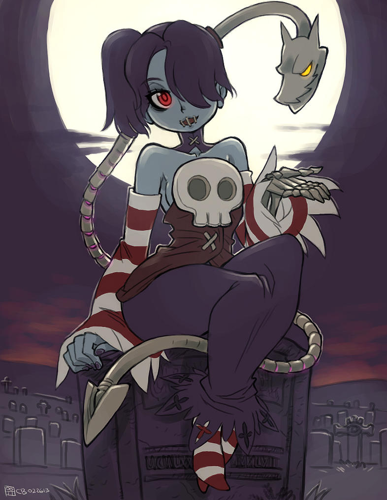 022513: Squigly and Leviathan by crybringer on DeviantArt
