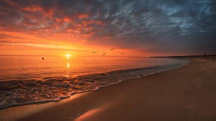 Stogi sunrise II by shade-pl