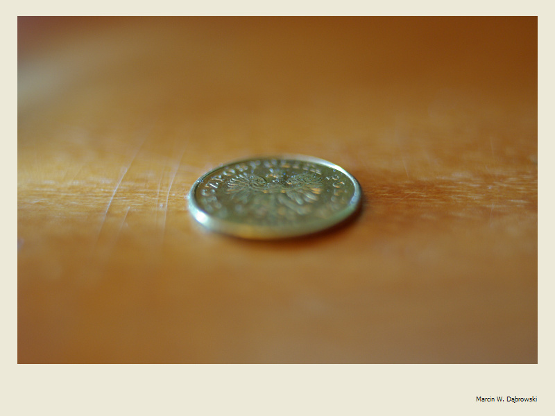 Penny worth DoF