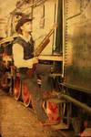 Steam Memories: Wild West