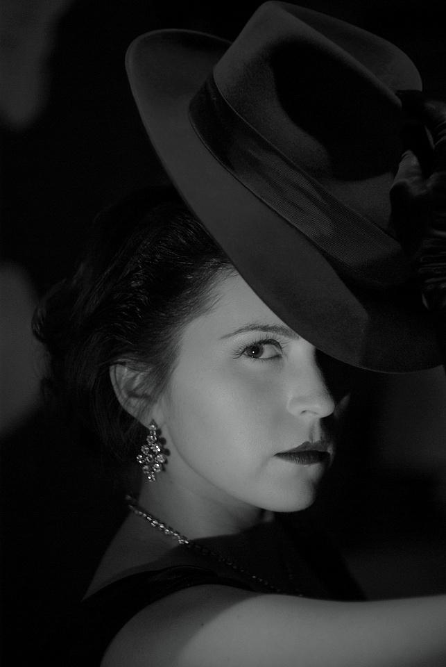 Noir: Zofia by rehael