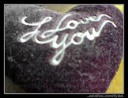 Dust Love by rehael