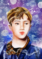 Gikwang on Digital Art